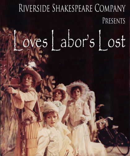 a report on the live performance of loves labours lost Love's labour's lost has been described as a musical without music, so melodic is shakespeare's language music underscored the action of gregory doran's 2008 production which ended with the two well-known songs about spring and winter.