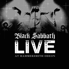 Live at Hammersmith Odeon artwork