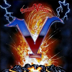<i>V</i> (Saint Vitus album) 1990 studio album by Saint Vitus