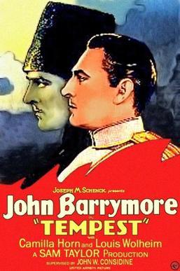 Tempest (1928 film) - Wikipedia