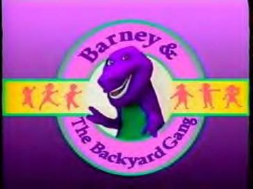 barney and the backyard gang wikipedia