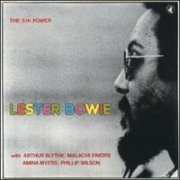 <i>The 5th Power</i> 1978 live album by Lester Bowie