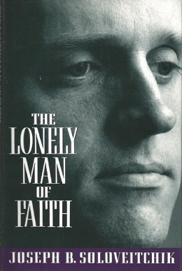 The Lonely Man Of Faith Wikipedia