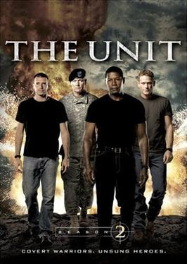 The Unit Season 2 (TV Series 2006–2009)