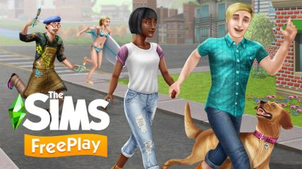 Picture of a game: The Sims Freeplay