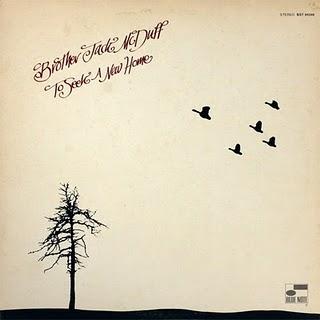 <i>To Seek a New Home</i> album by Jack McDuff