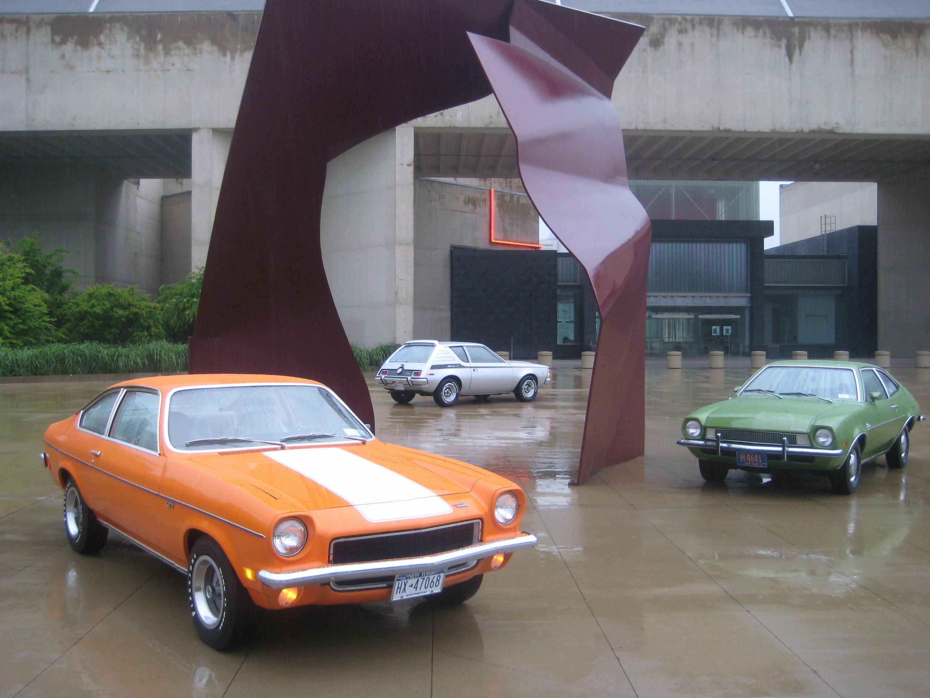 File:Vega GT, Pinto Runabout and Gremlin X JPG - Wikipedia