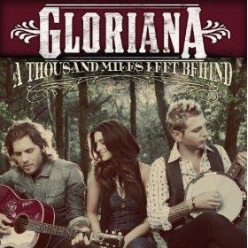<i>A Thousand Miles Left Behind</i> 2012 studio album by Gloriana