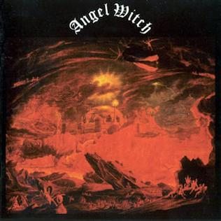 <i>Angel Witch</i> (album) 1980 studio album by Angel Witch