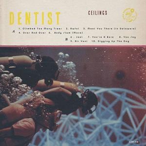 <i>Ceilings</i> (album) 2016 studio album by Dentist