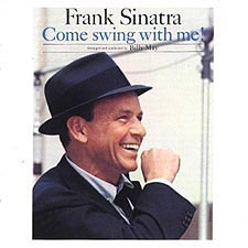 <i>Come Swing with Me!</i> 1961 studio album by Frank Sinatra