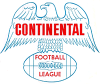 Continental Football League professional American football league