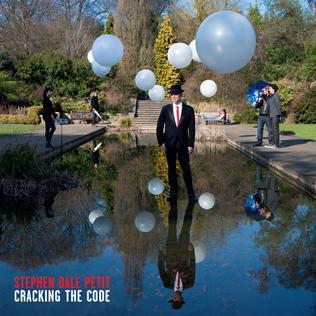 <i>Cracking the Code</i> 2013 studio album by Stephen Dale Petit