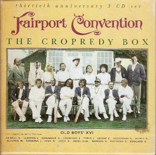 <i>The Cropredy Box</i> 1999 live album by Fairport Convention