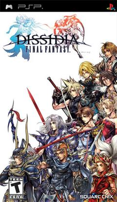 Picture of a game: Dissidia Final Fantasy