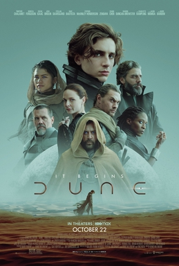 Picture of a movie: Dune