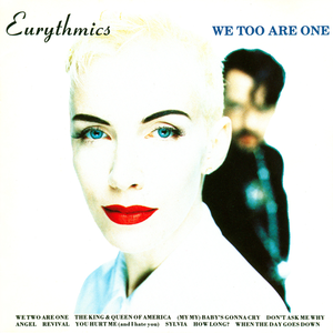 <i>We Too Are One</i> 1989 studio album by Eurythmics
