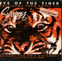 Eye of the Tiger 1982 song by Survivor
