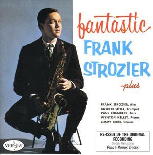 <i>Fantastic Frank Strozier</i> 1960 studio album by Frank Strozier