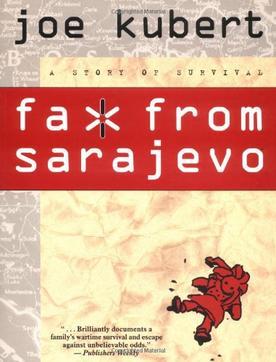 MEJORES COMICS de todos los tiempos Fax-from-Sarajevo