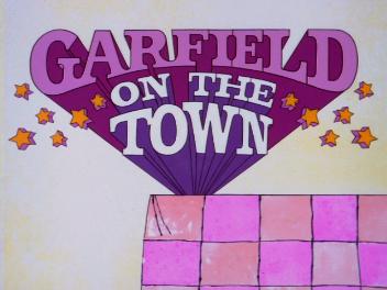 Garfield on the Town - Wikipedia
