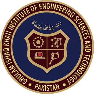 Ghulam Ishaq Khan Institute of Engineering Sciences and Technology (insignia).png