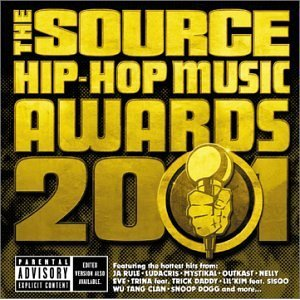 <i>The Source Hip Hop Music Awards 2001</i> 2001 compilation album by Various artists