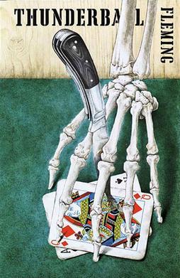Thunderball-Book-Cover Ian Fleming