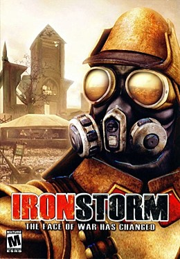 iron storm video game wikipedia