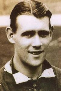 Jimmy Ruffell English footballer