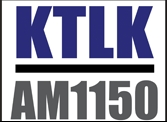 KTLK's previous logo used until early 2014.
