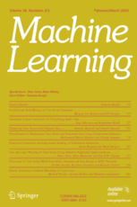 journal of machine learning research impact factor