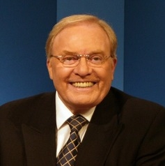 Mike Neville (newsreader) British television presenter