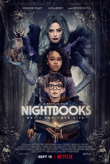 Picture of a movie: Nightbooks