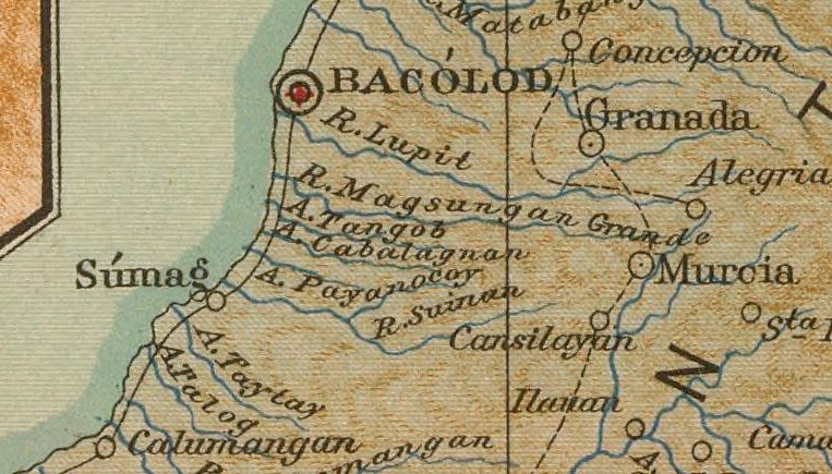Fileold Negros Map 1899jpg Wikipedia - Old-us-27-map