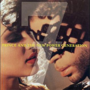7 (Prince song) 1992 single by Prince and The New Power Generation
