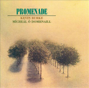 <i>Promenade</i> (Kevin Burke and Mícheál Ó Domhnaill album) 1979 studio album by , Kevin Burke and Mícheál Ó Domhnaill