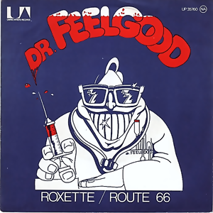 Roxette (song) 1974 song by Dr. Feelgood