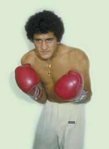 Salvador Sánchez Mexican boxer