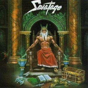 <i>Hall of the Mountain King</i> (album) 1987 studio album by Savatage