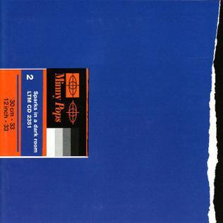 <i>Sparks in a Dark Room</i> 1982 studio album by Minny Pops