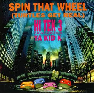 Spin That Wheel 1990 Hi Tek 3 & Ya Kid K song