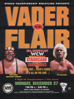 Post image of WCW Starrcade 1993