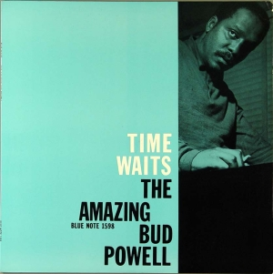 <i>Time Waits: The Amazing Bud Powell (Vol. 4)</i> 1958 studio album by Bud Powell