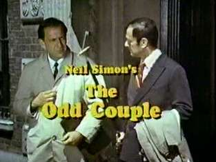 <i>The Odd Couple</i> (1970 TV series) Television program based on the play and movie of the same name