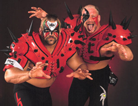 The Road Warriors Professional wrestling tag team