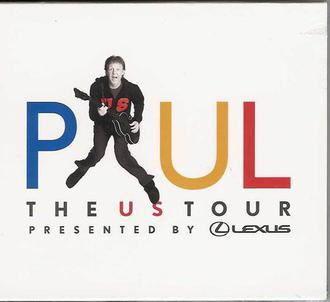 The 39 us 39 tour wikipedia - Paul mccartney madison square garden tickets ...