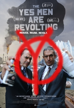 Picture of a movie: The Yes Men Are Revolting