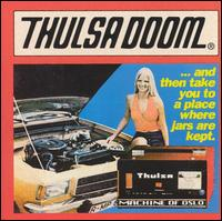 <i>...And Then Take You to a Place Where Jars Are Kept</i> album by Thulsa Doom
