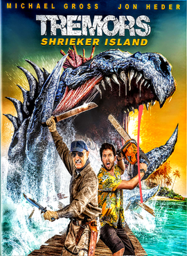Tremors Shrieker Island (2020) Telugu Dubbed (Voice Over) & English [Dual Audio] BRRip 720p [1XBET]